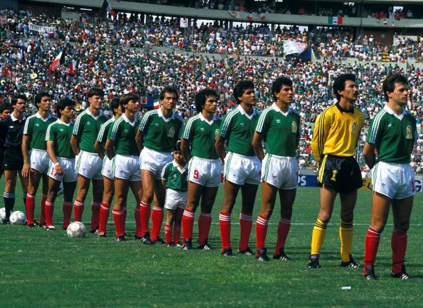 La Selección Mexicana de Fútbol   Foto: FIFA