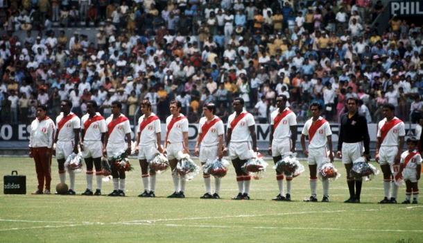Perú 1970, considerado uno de los mejores equipos de la historia   Foto: Getty Images