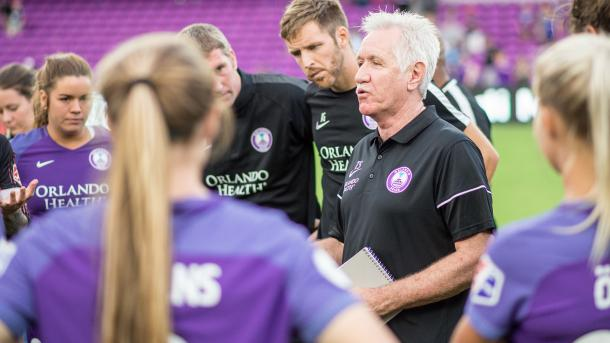 Tom Sermanni and the Orlando Pride go their separate ways | Source: Jeremy Reper-ISI Photos