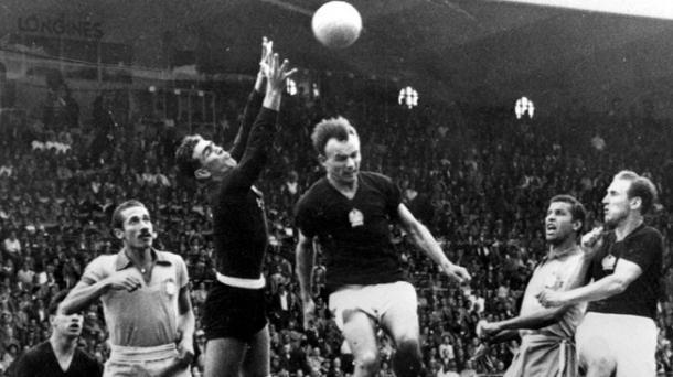 Hungria derrotaria a Brasil, por cuatro tantos a dos, en los cuartos de final de aquel Mundial (Foto: es.fifa.com)