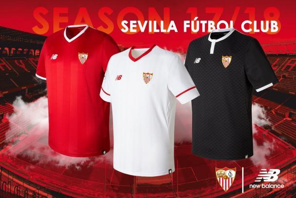 Foto: Divulgação/Sevilla FC/New Balance