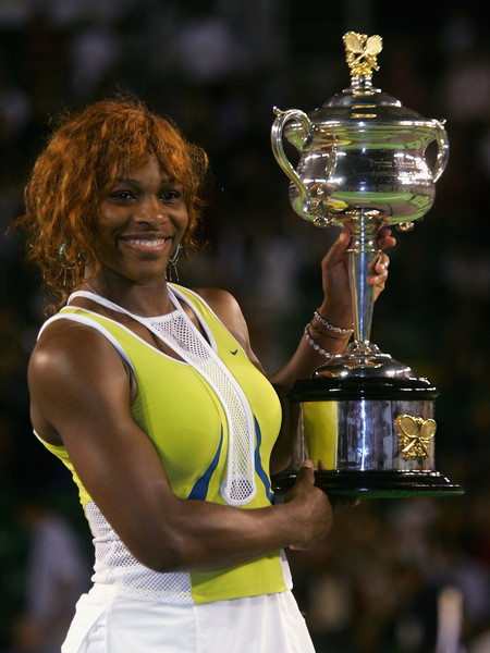 A second Australian Open title for Williams, produced more remarkable comebacks (Photo by Sean Garnsworthy / Getty Images)