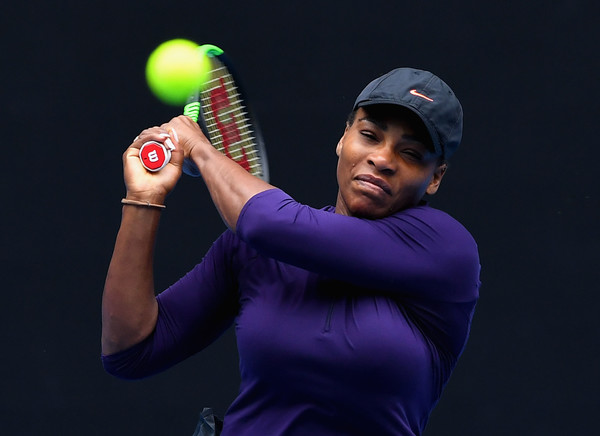 Williams will be looking to win an Open Era record, 23rd Grand Slam singles title Down Under (Photo by Quinn Rooney / Getty Images)