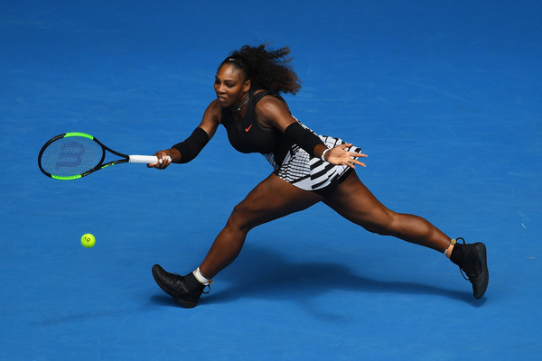 The six-time champion is looking for her sixth consecutive win over Safarova (Photo by Quinn Rooney / Getty Images)