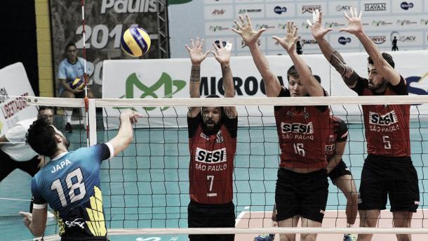 Foto: Rafinha Oliveira/EMS Funvic Taubaté