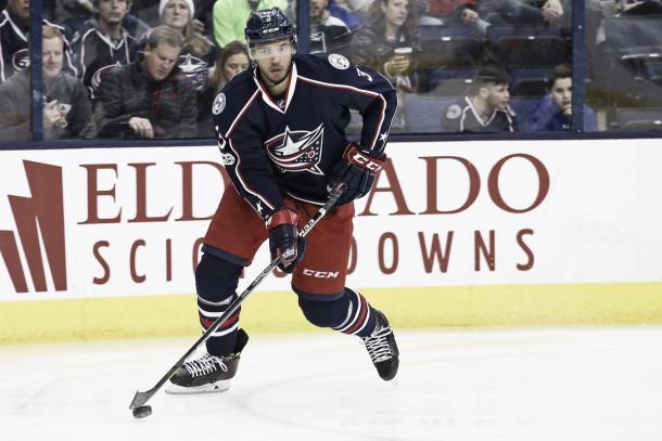 Seth Jones es uno de los mejores defensores de la liga | www.jacketscannon.com