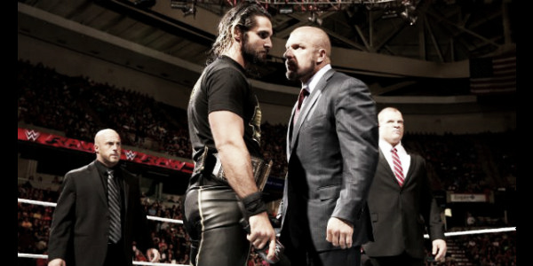 Will WWE return to this story line. Photo- What Culture