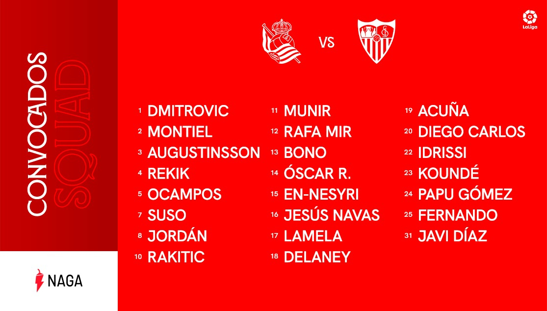 Foto: Divulgação/Sevilla FC