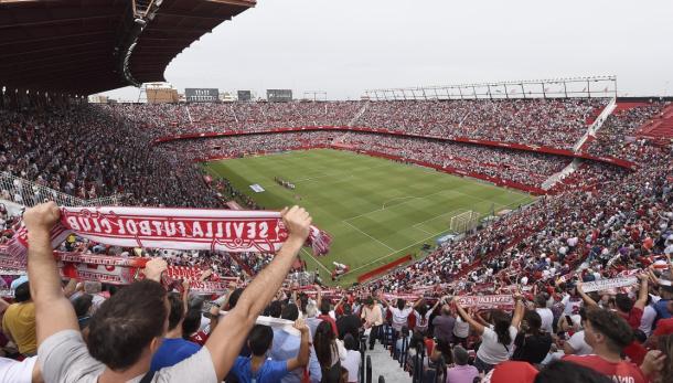 Estadio Ramón Sánchez- Pizjuán   Foto: Sevilla FC