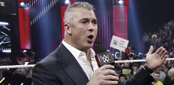 Shane McMahon could take control of Monday Night RAW (image. pwmania.com)