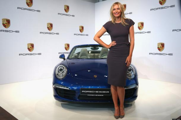 Maria Sharapova may never be able to rebuild her brand again (Source: Huffingtonpost)
