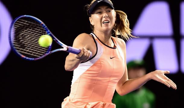 María Sharapova / Foto: Australian Open