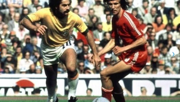 Julio 6 de 1974, Brasil 0 - Polonia 1 tercer puesto I Foto: FIFA