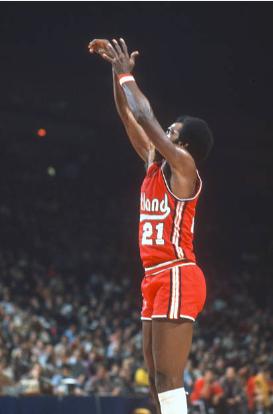Sidney Wicks fue la primera gran estrella de los Blazers | Foto: Getty Images