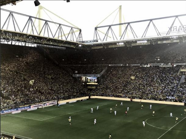 Estadio del Borussia Dortmund   Foto: uefa.com
