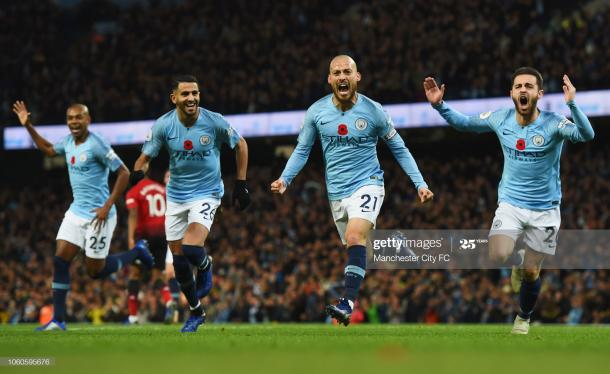 (Photo by Manchester City FC/Manchester City FC via Getty Images)