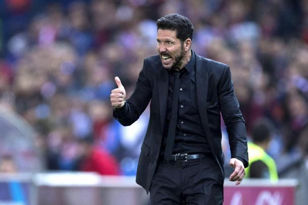 Is Diego Simeone the answer to Arsenal's problems? | Photo: Getty