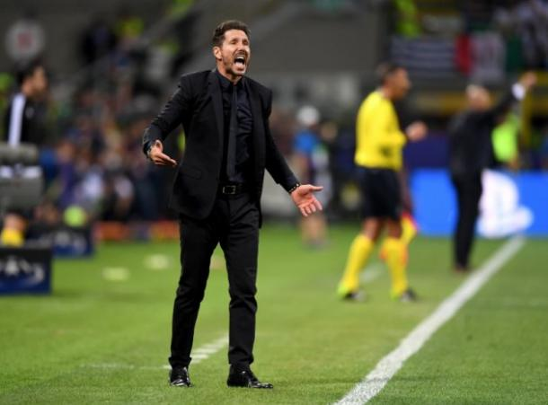 Spurs will face Simeone's Atleti later this month (photo; Yahoo)