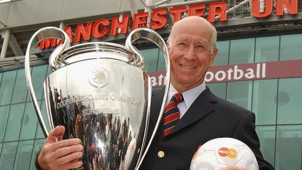 Sir Bobby is such an important person in United's history | Photo; Getty Images
