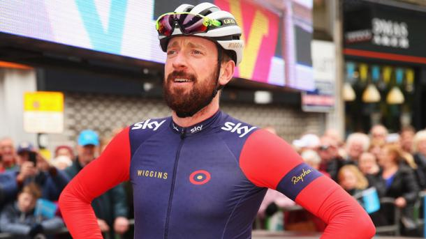 Wiggins is confident that the record could be broken this week. | Photo: Sky Sports