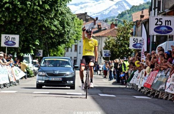 Sivakov alla Ronde de l'Isard | Photo: Kim Caritoux