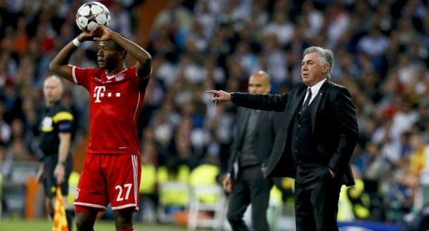 Can Ancelotti get off to a good start with Bayern? | Source: sixth official
