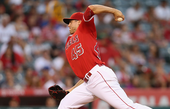 Tyler Skaggs could be a great compliment to the ace. | Photo: Stephen Dunn/Getty Images