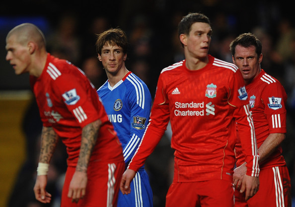 As well as four managers, Skrtel has outlasted Agger and Carragher at Liverpool (photo: getty)