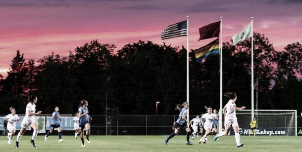 Sky Blue FC vs. Utah Royals FC on June 2, 2018 | Photo: Sky Blue FC