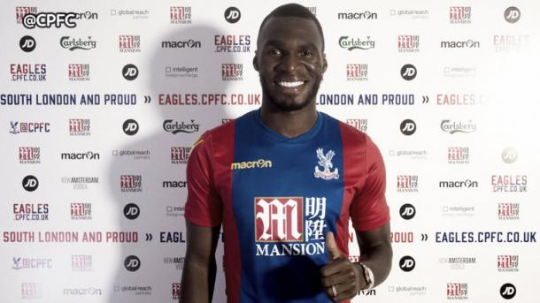 Benteke will be hoping to revive his career at Crystal Palace after an unsuccessful spell at Liverpool. Photo: skysports.com
