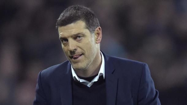 Slaven Bilic, técnico del West Ham. Foto: premierleague
