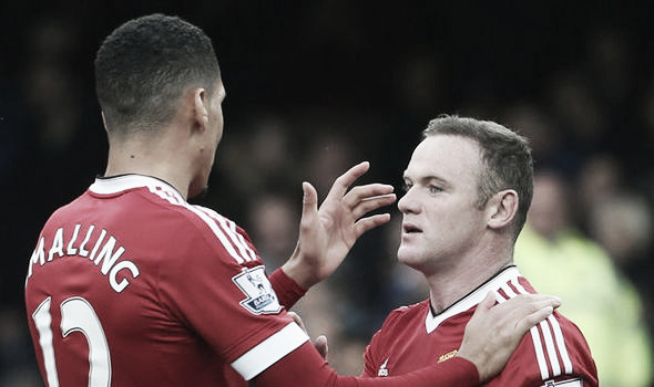 Chris Smalling and Wayne Rooney could both return against Galatasaray | Photo: Getty