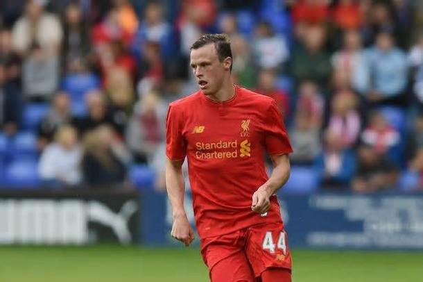 Smith has made a handful of appearances in Liverpool's pre-season campaign. (Picture: Getty Images)