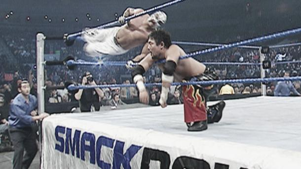Tajiri has faced some of the greatest cruiserweights. Photo- WWE.com