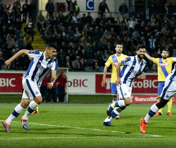 Soares volta a facturar com a camisola do Porto | Foto: MaisFutebol