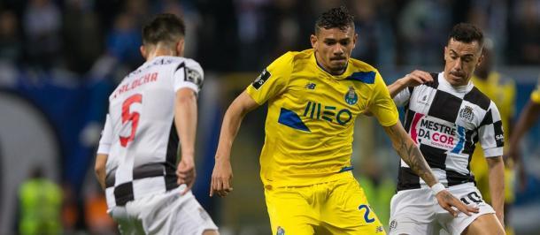 Soares volvió a marcar. Foto: FC Porto.