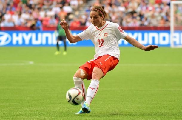 Bernauer came in for praise from her manager for the way she has stepped up since Keßler's injury. | Photo: Fansided