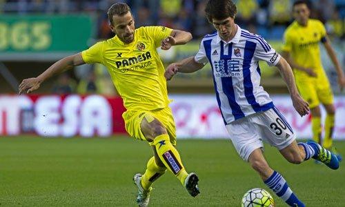 Villarreal were held at the weekend (photo: La Liga)