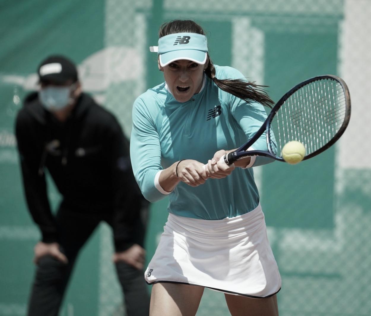 Sorana Cirstea Foto @TennisChampIst