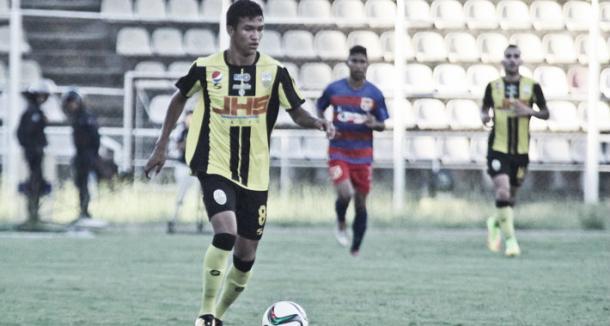 Sosa es un jugador capaz de desonvolverse en distintas posiciones / Foto: Táchira FC