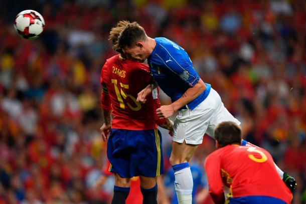 Un'immagine del match | twitter