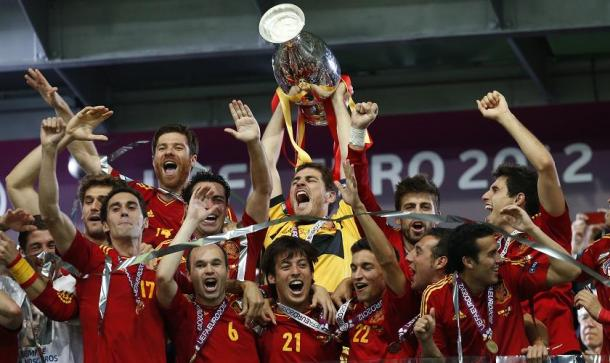 Spain have won the last two European Championships (Getty Images)