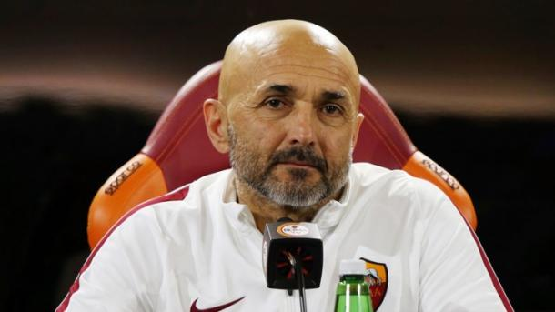 Spalletti in conferenza | Foto: calcioworld.it