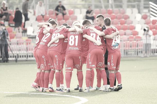 El Spartak buscará dar la sorpresa en Anfield y clasificarse a los octavos de final./ Foto: Twitter Spartak
