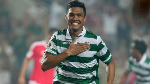 O colombiano está a ser sucesso em Alvalade e é aposta regular // Foto: foxsports.com