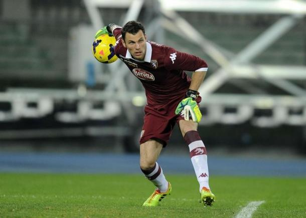 Padelli's days as a Torino player appear to be numbered | Photo: rai.it