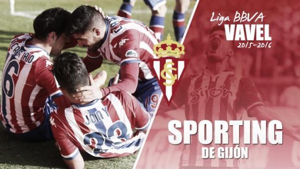 Real Sporting temporada 2015-2016 // Fotomontaje: VAVEL
