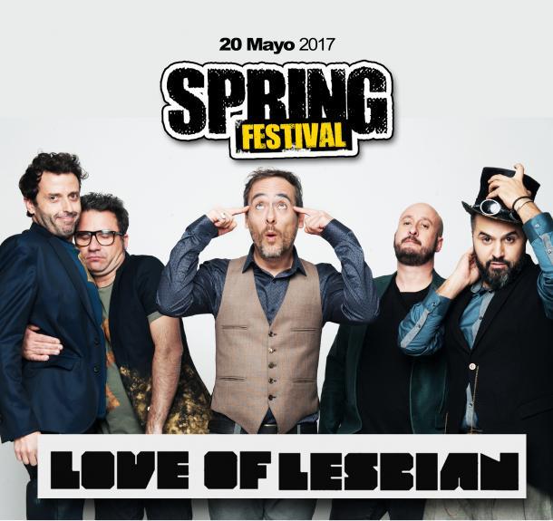 Love Of Lesbian continúa arransando con su nuevo disco | Foto: Spring Fesvial