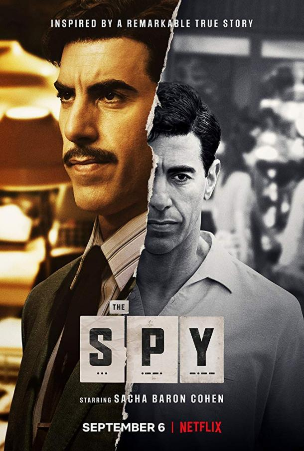 Cartel promocional 'The Spy'  Fuente: IMDb