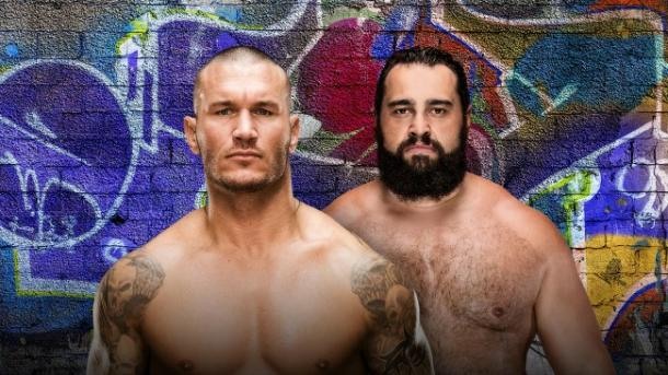 Rusev looks to get his return back on track against Randy Orton (image: wwe)